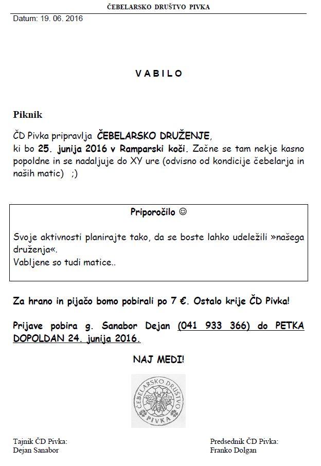 vabilo 1